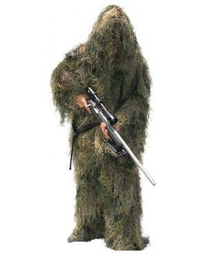 Hejkal Ghillie suit - Woodland