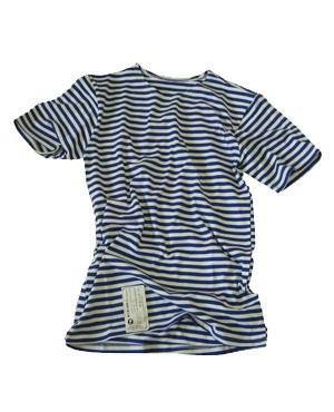 Ruské námořnické tričko - krátký ruk. Orig.