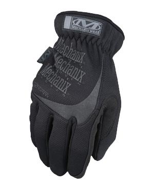 Taktické rukavice Mechanix - FastFit - Černá